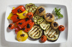 Free Grilled Vegetables Stock Photo - 30893880