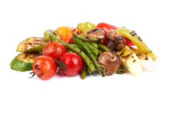 Free Grilled Vegetables Stock Image - 35987681