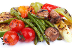 Free Grilled Vegetables Royalty Free Stock Photography - 35987687