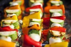 Grilled vegetables. Stock Images
