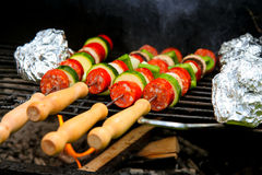 Griller photo stock