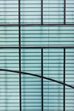 Grilles and blinds. Grilles and blinds for security royalty free stock images