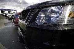 grilles samochodowy uszeregowanie Obraz Royalty Free