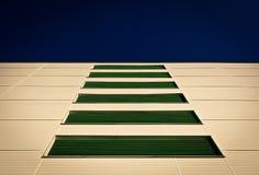 grilles wentylacja Obrazy Stock