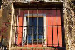 Grilles and Window Stock Photography