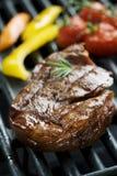 Grillet Filetsteak Lizenzfreies Stockfoto
