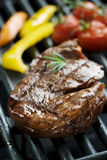 Grillet fillet steak Royalty Free Stock Photo