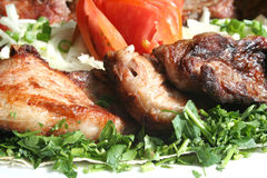 grillfest Arkivbild