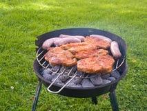 grillfest Royaltyfria Foton