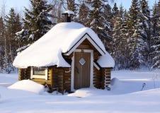 Grillhütte Lizenzfreies Stockfoto