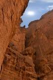 Grillige rotsen Stock Fotografie