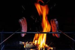grilling Stock Fotografie
