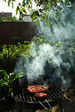 Grilling Royalty Free Stock Images