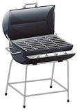 A grilling device Stock Images