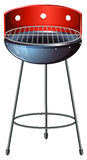 A grilling device Royalty Free Stock Photo