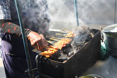 Grilling Stock Image
