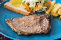 grillowany stek Obraz Royalty Free