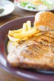 grillowany stek Fotografia Royalty Free