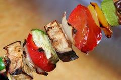grillowany warzyw Obraz Royalty Free