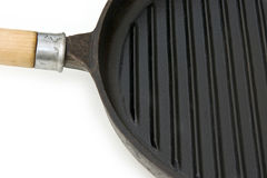 Grillpan Stockbild