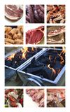Grills and barbecues Stock Photography