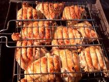 grilowany kurczak Zdjęcie Royalty Free
