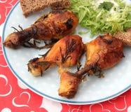 grilowany kurczak Fotografia Royalty Free