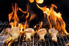 grilowany kurczak nogi Obraz Royalty Free
