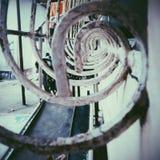 Grils de fenêtre Photo libre de droits