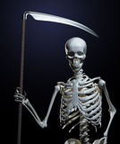 The Grim Reaper Stock Images