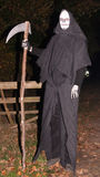 The Grim Reaper Royalty Free Stock Image
