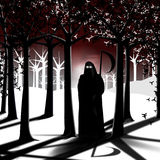 Grim reaper Royalty Free Stock Photography