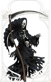 Grim Reaper Royalty Free Stock Images