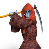 Grim Reaper Royalty Free Stock Image