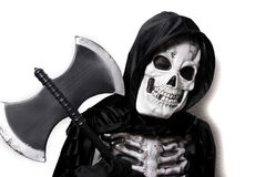 Grim Reaper ~ Halloween Royalty Free Stock Photos