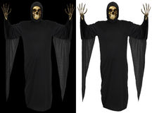 Grim Reaper, Halloween, Evil, Isolated Stock Photography