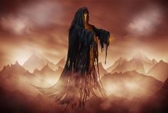 Grim Reaper Royalty Free Stock Images