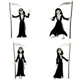 Grim Reaper Pack Stock Images