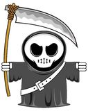 Grim reaper 05 Royalty Free Stock Photo