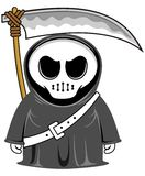 Grim reaper 03 Royalty Free Stock Photos