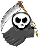 Grim reaper 01 Royalty Free Stock Images