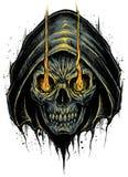 Grim Reaper vector. Stock Images