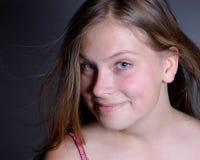 Grimace mignonne Photos libres de droits