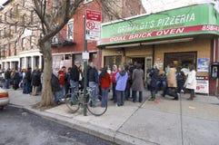 Grimaldi's pizzeria Royalty Free Stock Image