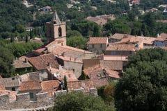 Grimaud, d'Azur da costa Foto de Stock Royalty Free