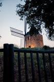 Grimaud - molino de viento Fotografía de archivo