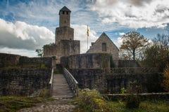 Grimburgkasteel Royalty-vrije Stock Foto