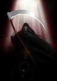 Grimmiger Reaper Lizenzfreies Stockfoto