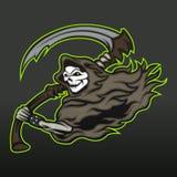 Grimmiger Reaper Lizenzfreie Stockfotos