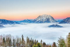 Grimming, Ennstal Styria, Austria Royalty Free Stock Image